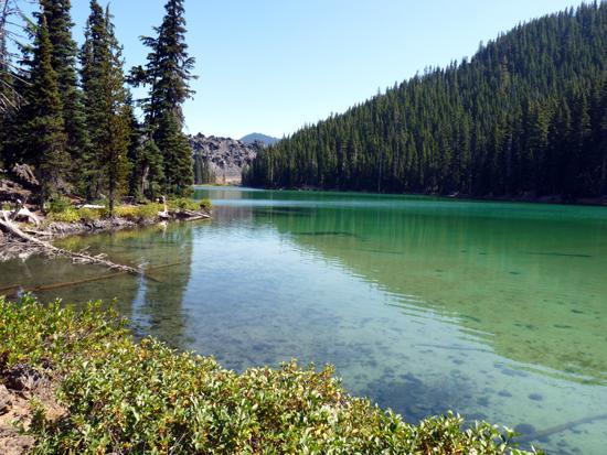 picture photo devils lake deschutes - photo #4