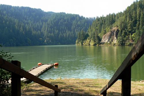Cascade Ramblings Cascader Loon Lake Douglas County