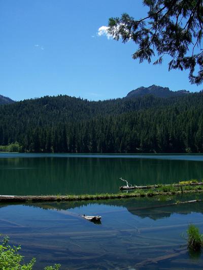 Cascade ramblings cascader fish lake rogue umpqua for Fish lake oregon